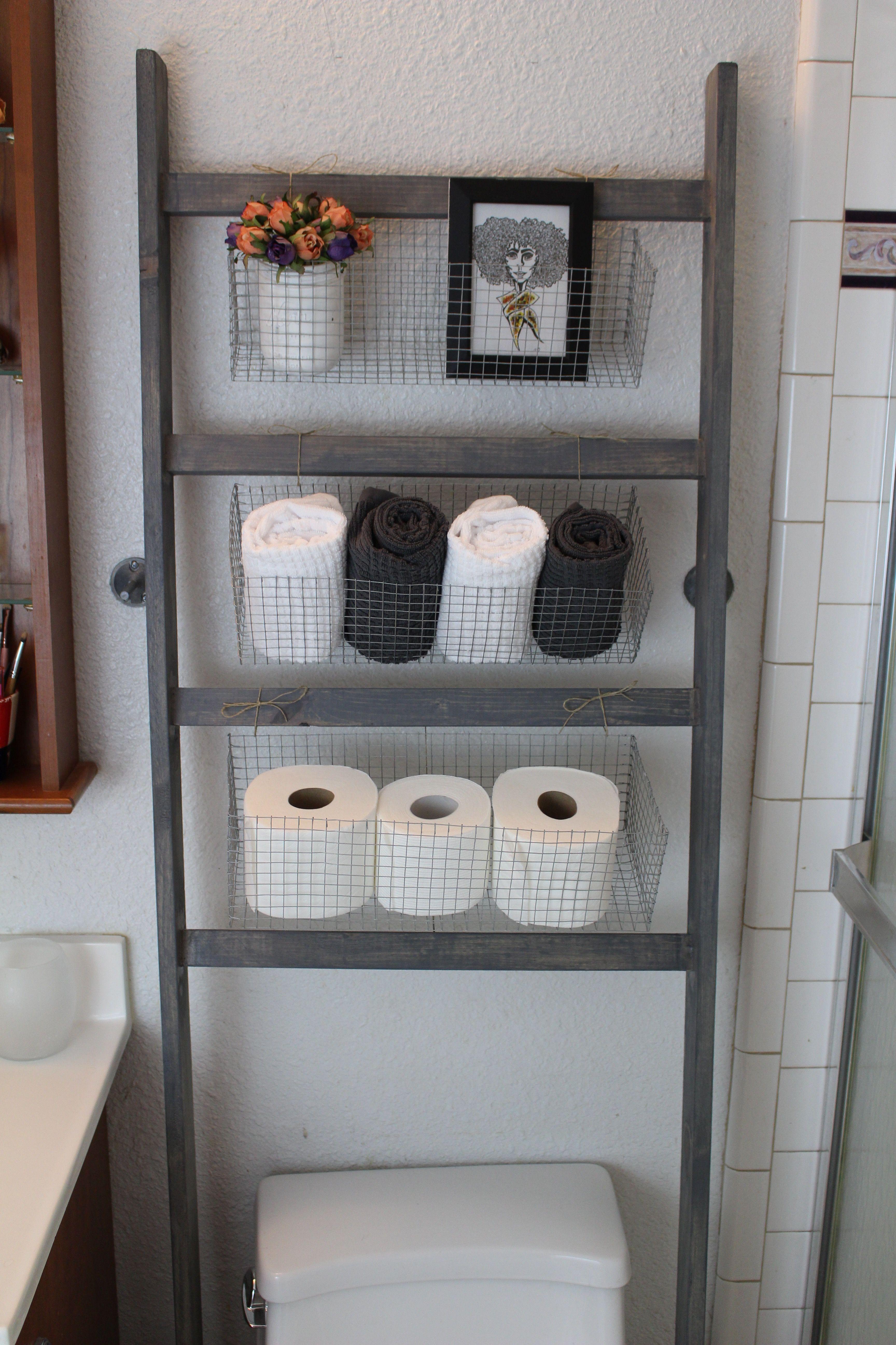 20 Space Saving Diy Bathroom Storage Ideas Diy Bathroom Storage