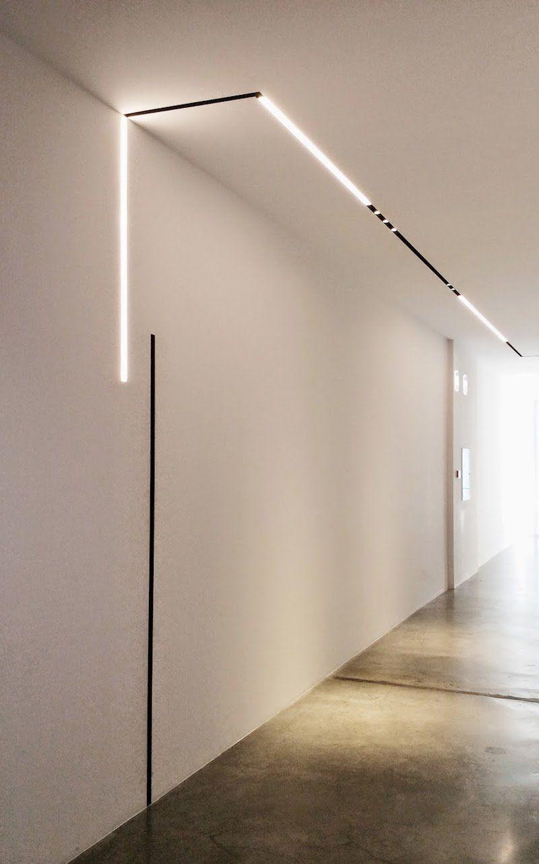 Bandeau Led Encastrable Plafond profilé led encastrable- l'éclairage de pointe pour une