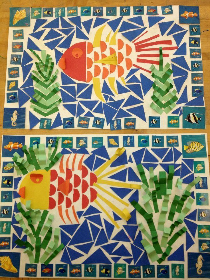 Art Projects Elementary School Pinterest