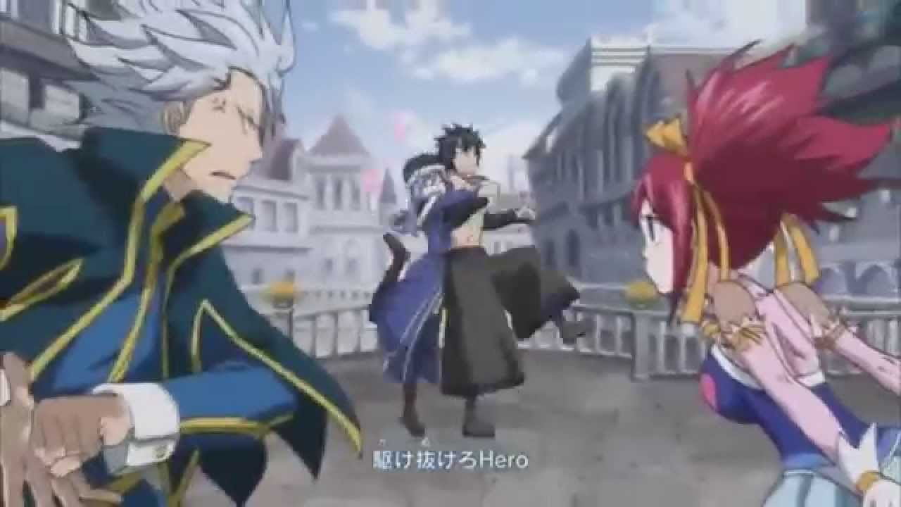 Fairy Tail AMV - Can`t hold us