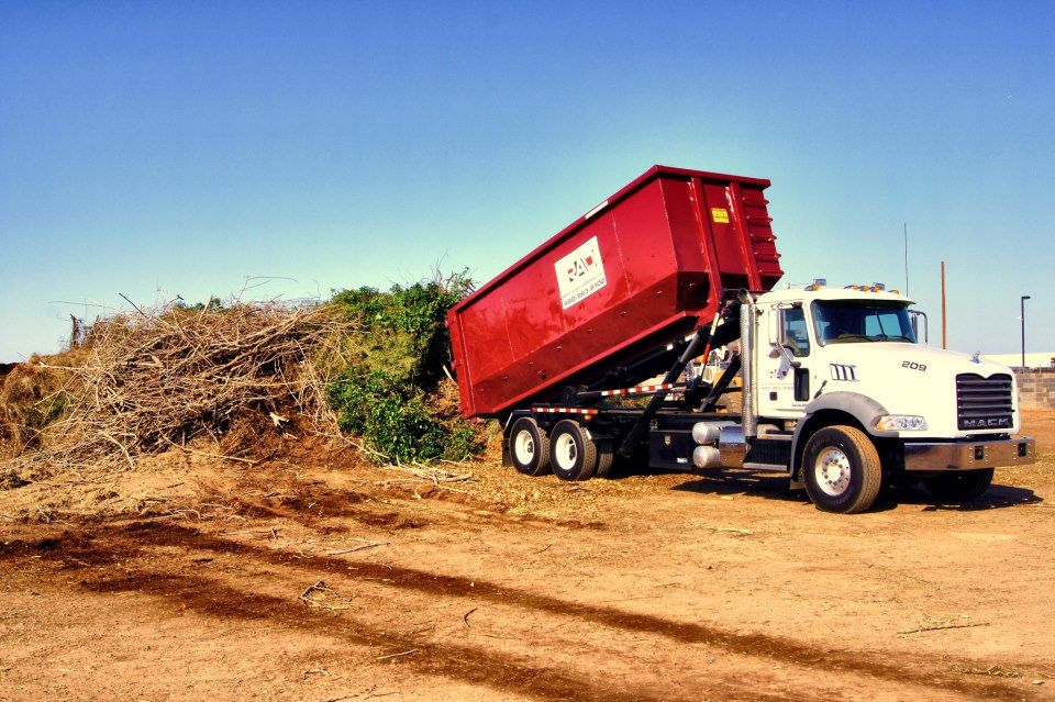 Image result for dumpster rental and delivery services