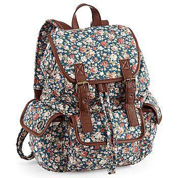 Olsenboye Ditsy Floral Backpack : handbags : handbags   ...