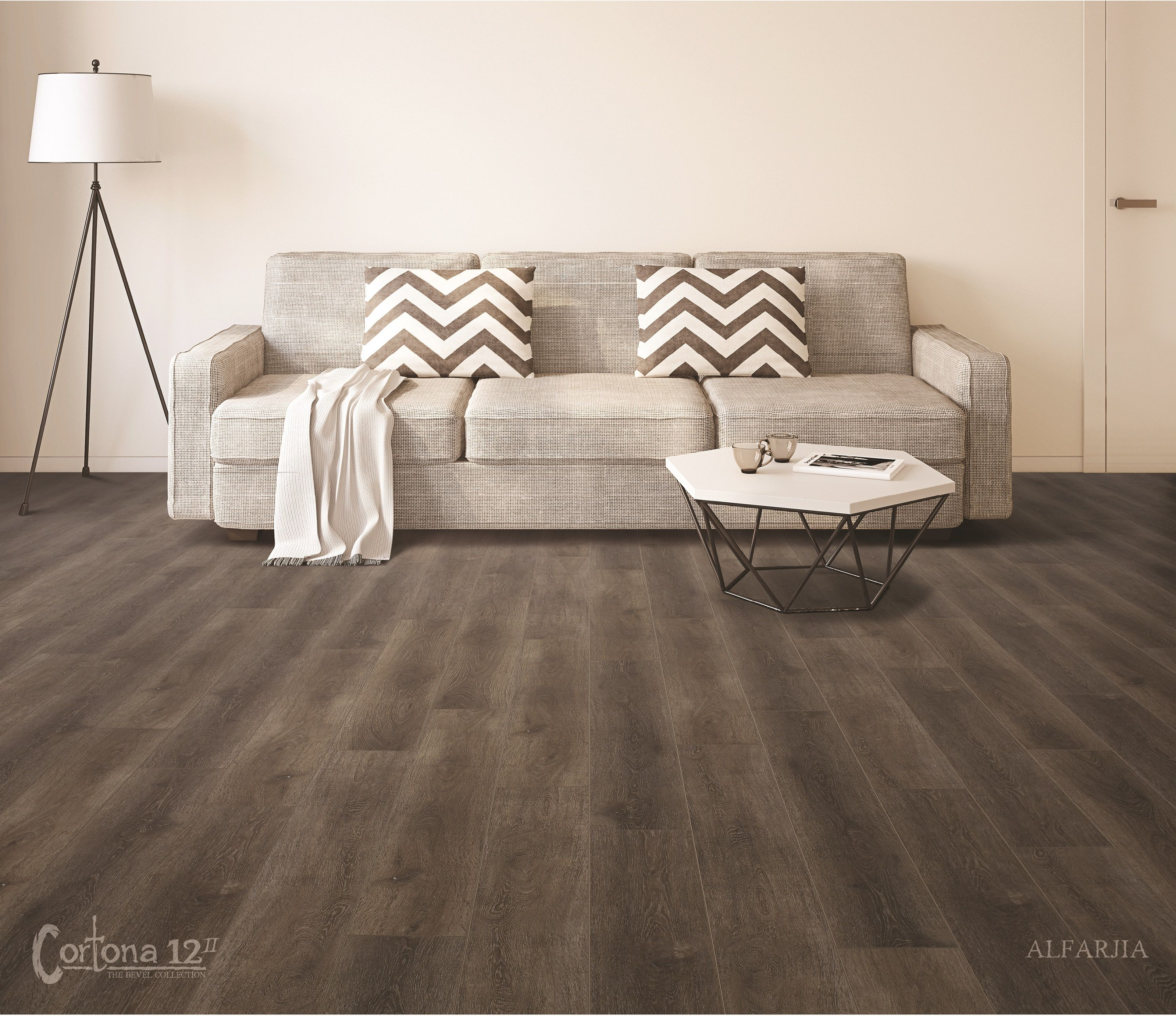 Stylish and realistic wood designs in luxury vinyl flooring 100
