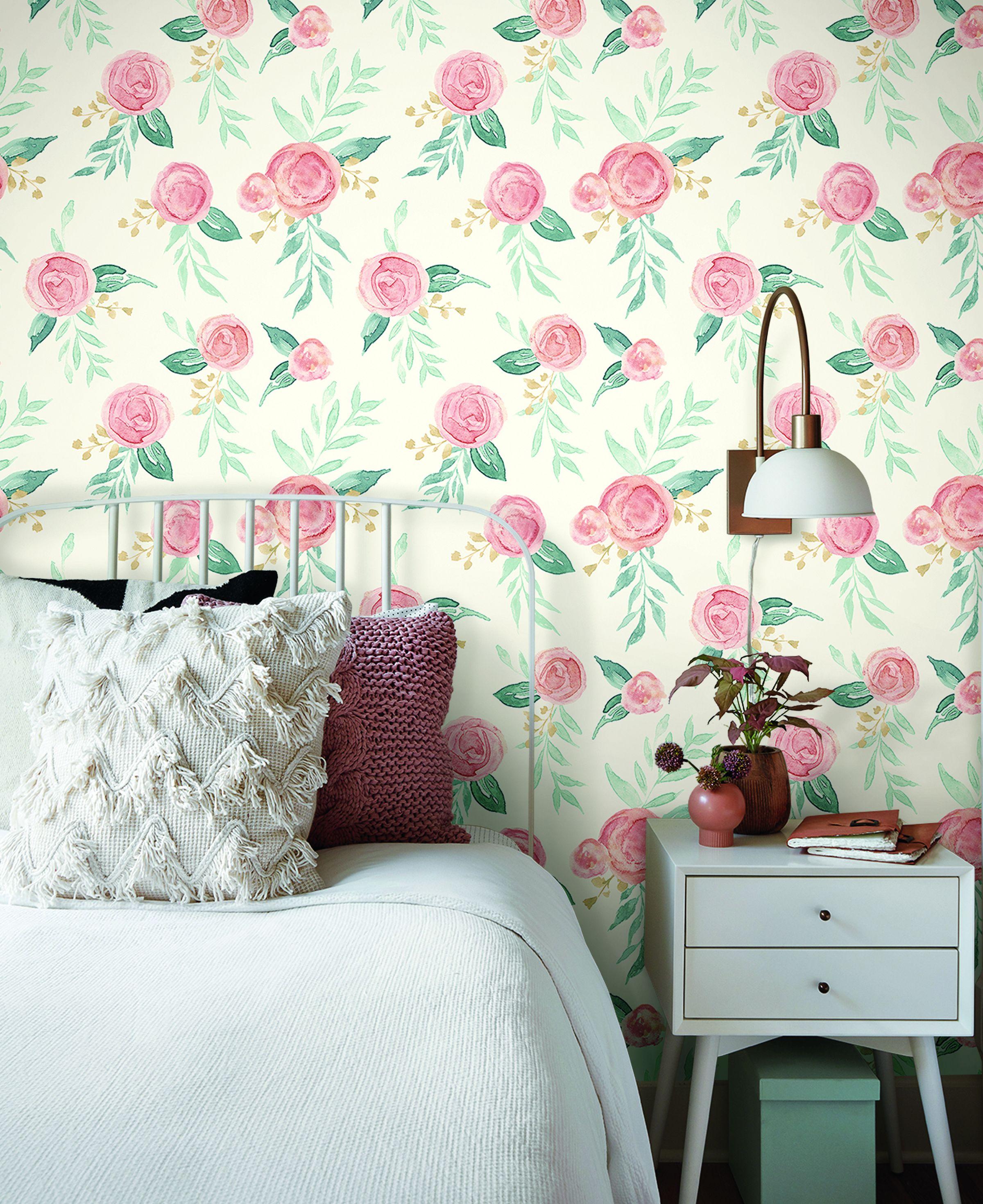 MK1126 1   Home wallpaper, Magnolia homes, Peel and stick ...