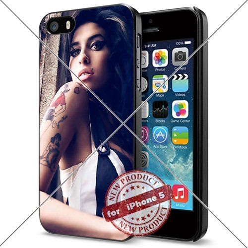 New Apple iPhone 5/5S Case Amy Winehouse in Memory Cell Phone Case Shock-Absorbing TPU Cases Durable Bumper Cover Frame Black Lucky_case26 http://www.amazon.com/dp/B018KORHM6/ref=cm_sw_r_pi_dp_r.7vwb0S4TCRY