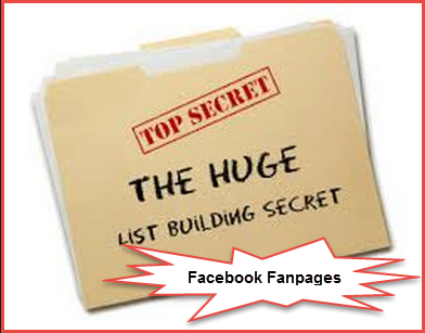 Super Simple Strategy To Build Your Email List Using Facebook Fanpages