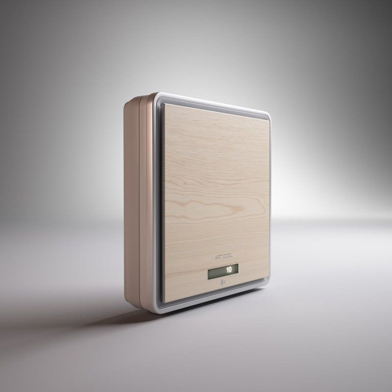 Image result for lg art cool air conditioner lampade