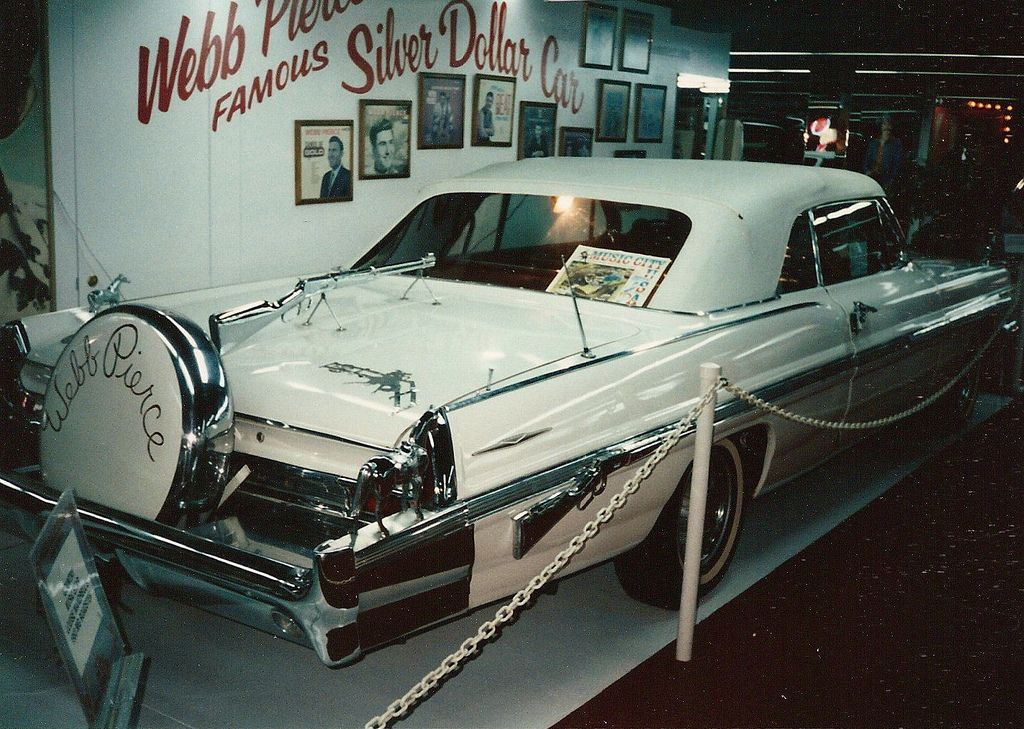 https://flic.kr/p/9t4vU6 | Music Valley Car Museum Nashville, Tn Webb Pierce | Music Valley Car Museum Nashville, Tn 2611 McGavock Pike