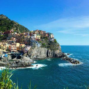 Manarola, Cinque Terre #Italy