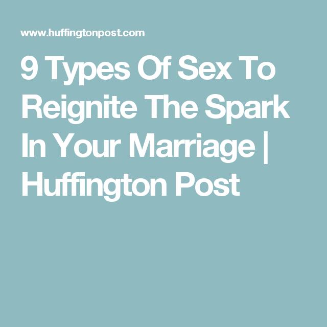 Reignite relationship
