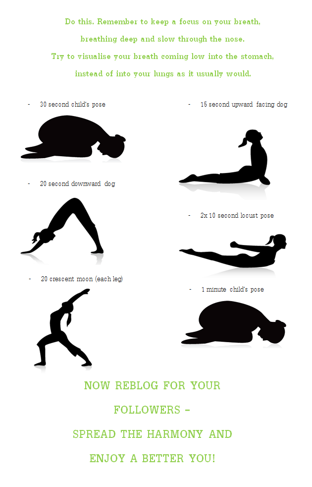 Easy Quick Yoga Routine I Always Try To Flow After Any Kind Of Workout Through These Exact Basic Yoga Moves Quick Yoga Routine Quick Yoga Workout Basic Yoga
