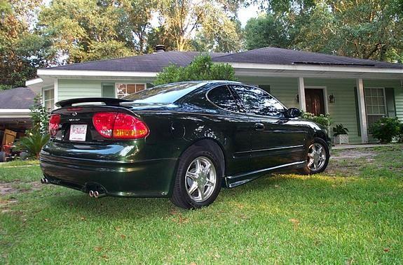 My Cur Car 2000 Oldsmobile Alero