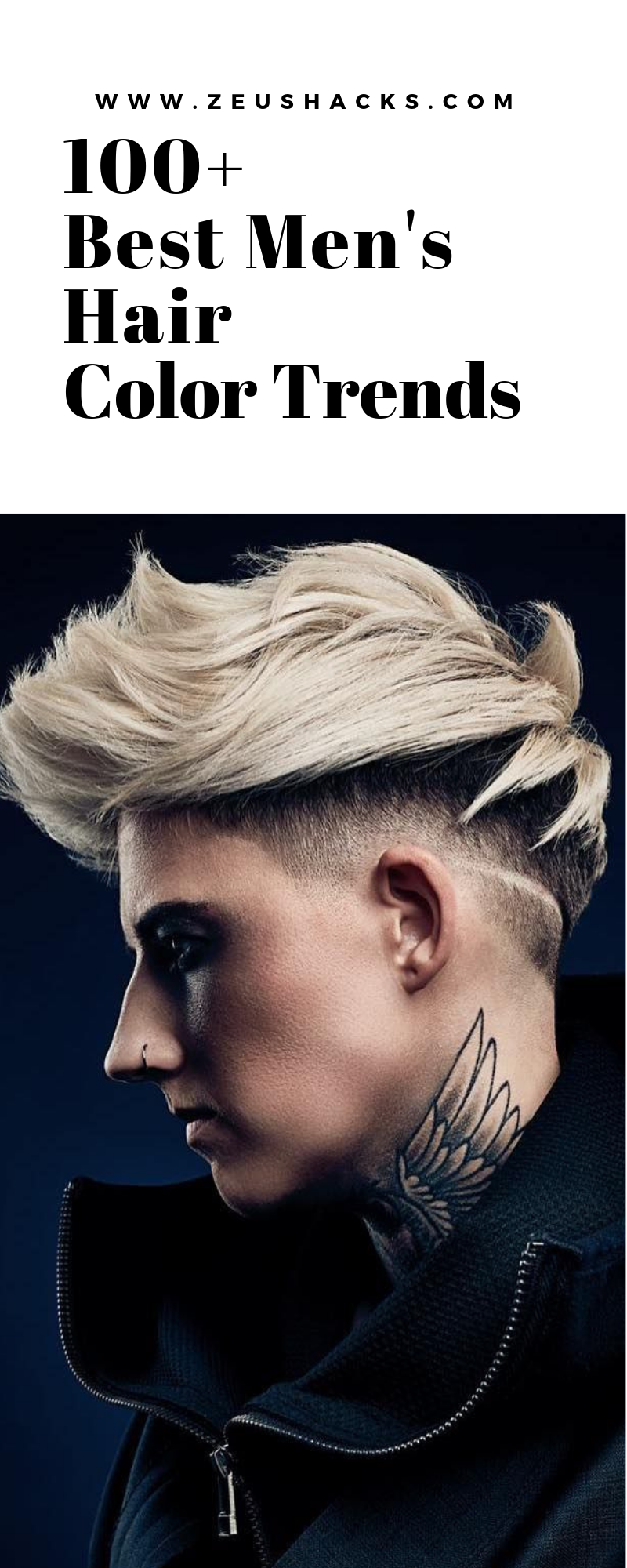 Pin On Best Mens Hair Color Trends 2021 Updated