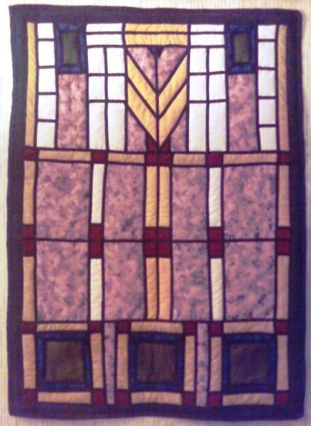 Top 7 Art Deco Quilts: Amazing Inspiration | Art deco, Glass and ... : art deco quilt - Adamdwight.com