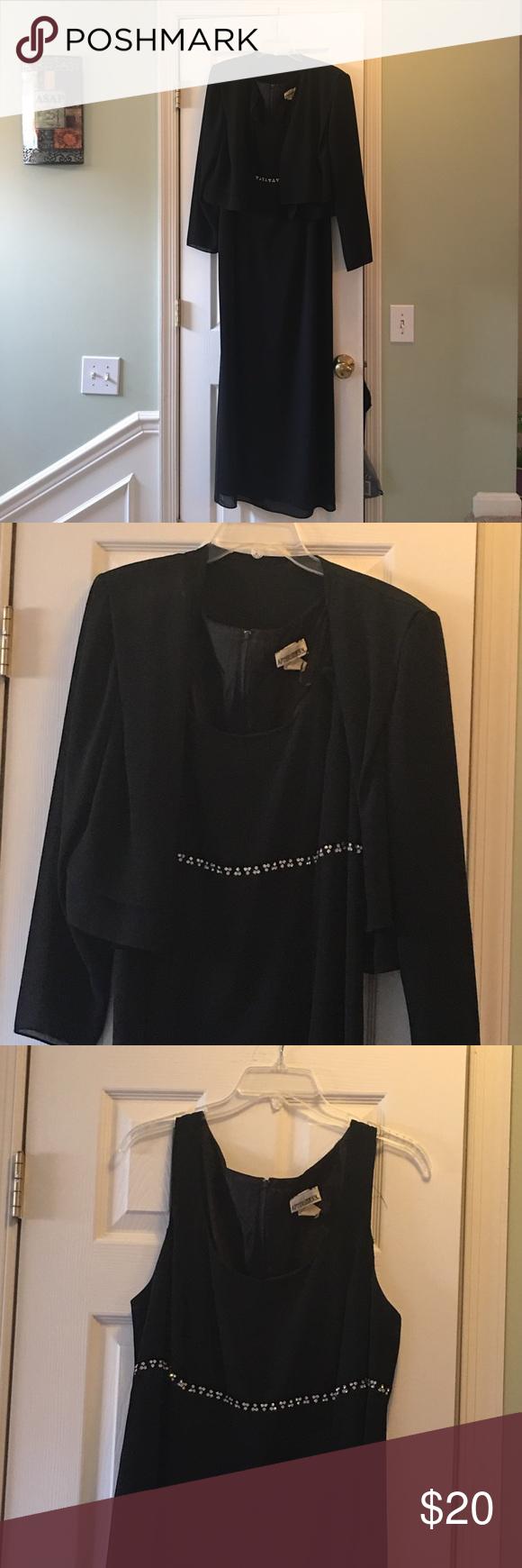 Long black dress beautiful sleeveless black dress with rhinestones
