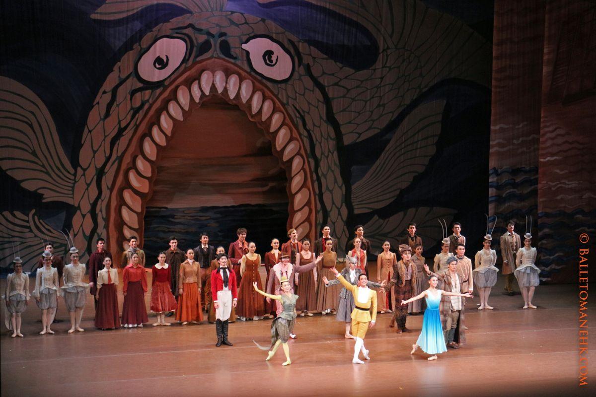 Pinocchio Curtain Call