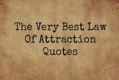 8 Signs The Law of Attraction Is Working For You