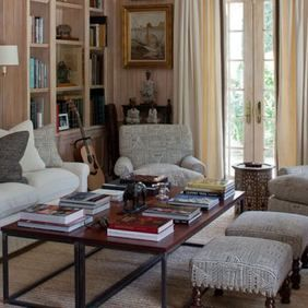 Jeff Lincoln Interiors Inc. - PALM BEACH RESIDENCE  #summerhome #summer #interiordesign #interiordesigner #design #decor #home #style #elledecor