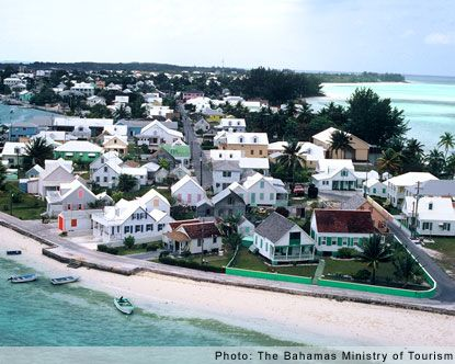 Harbour Island Bahamas With The Middleton S Conch Salad At Queen Is A Must