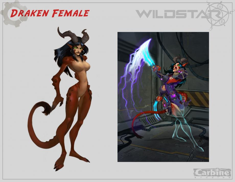 Draken Female