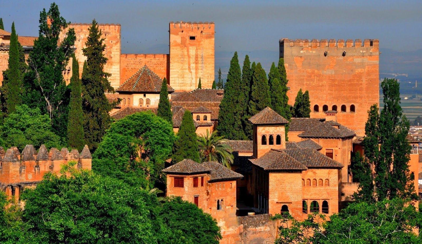 Travel & Adventures: Andalusia ( Andalucía ). A voyage to Andalusia, Spain ( España ), Europe - Seville, Málaga, Cádiz, Granada, Córdoba, Al...
