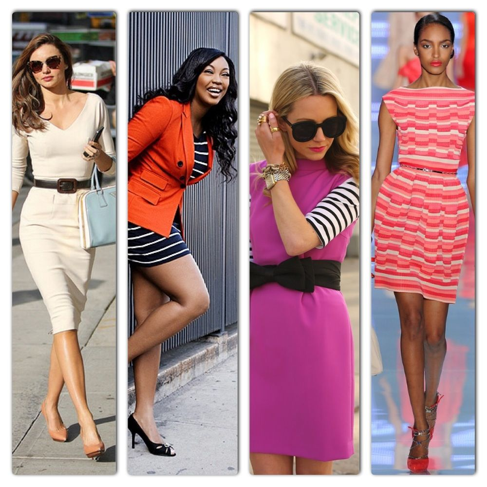 Multiple Ways to Style your dresses for summer work appropriate style tips via Tiffany Pinero