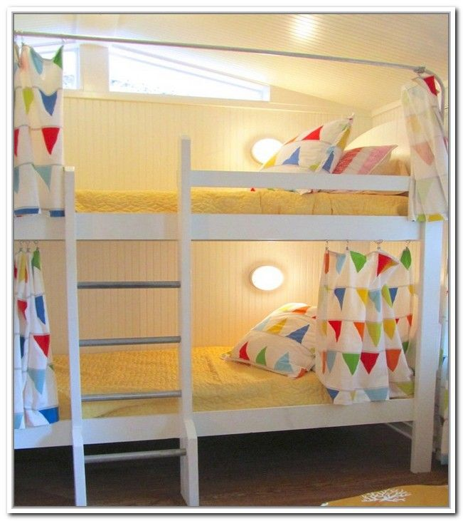 Bunk Bed Curtain Ideas Pictures Home Ideas In 2019