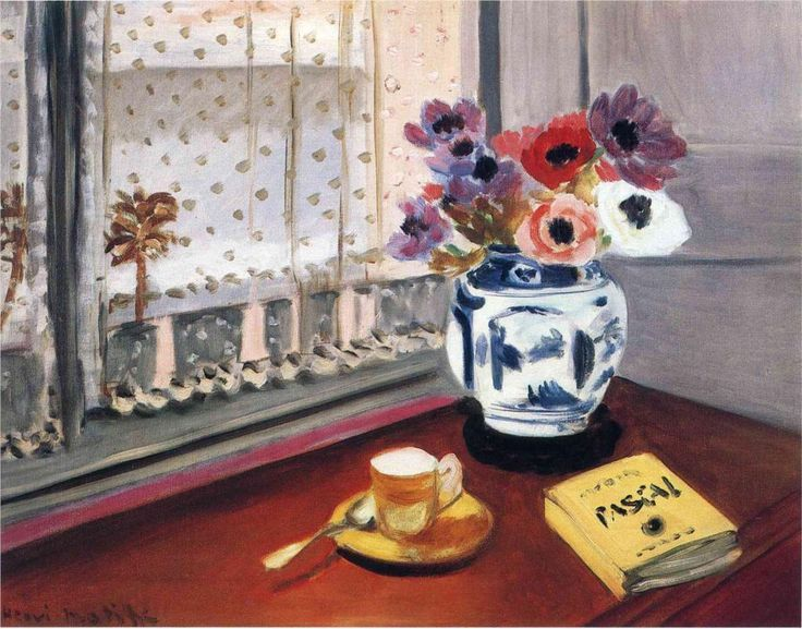 Pascal's Thoughts ~ Henri Matisse