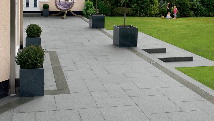 Fairstone Natural Eclipse Granite Garden Paving | Marshalls.co.uk ...
