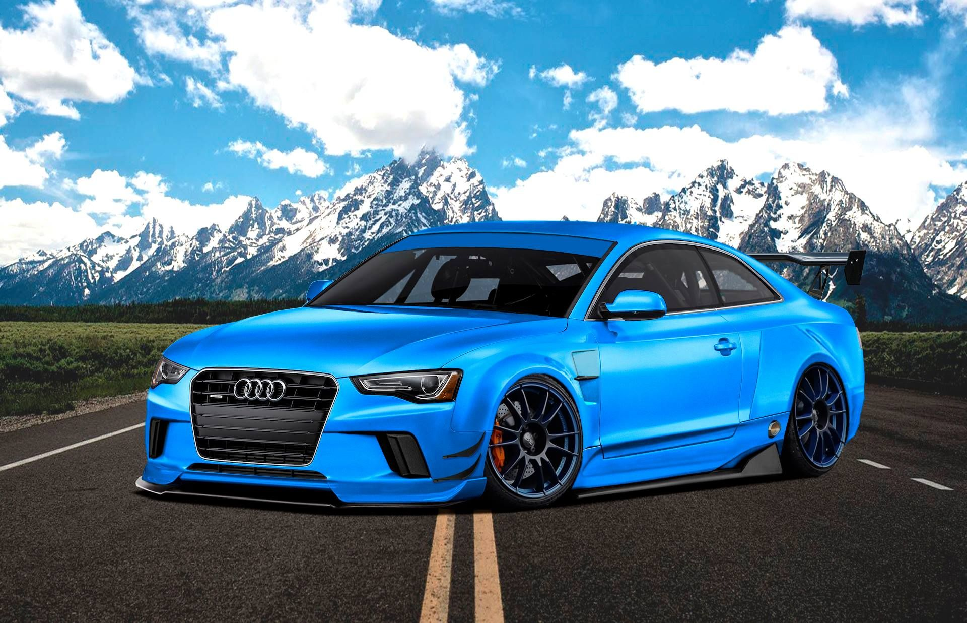 Audi A5 Like