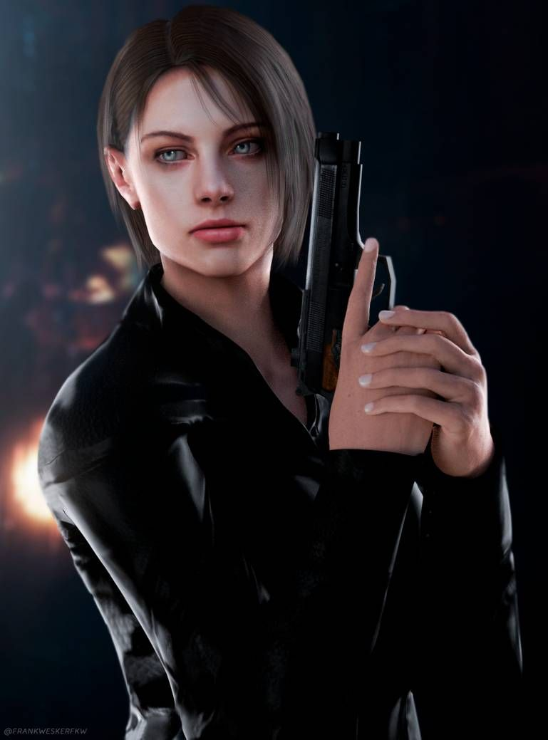 Jill Alternative Costume Resident Evil 3 Remake By