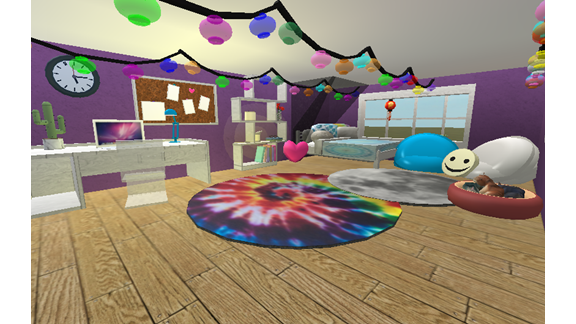 Roblox Room: Girl's Hipster Room Showcase, By Oliverthealpaca