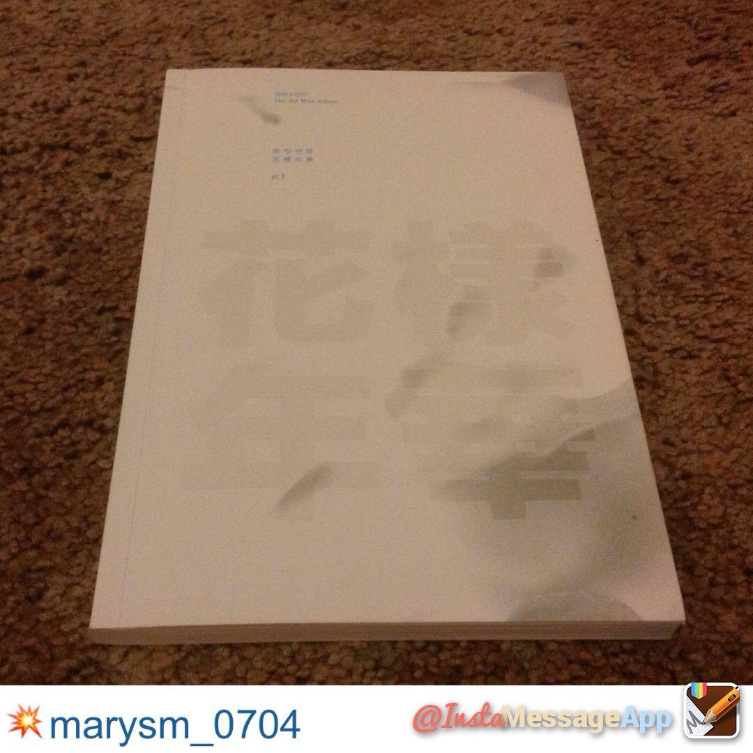 방탄소년단: 화양연화 pt.1 (white version)