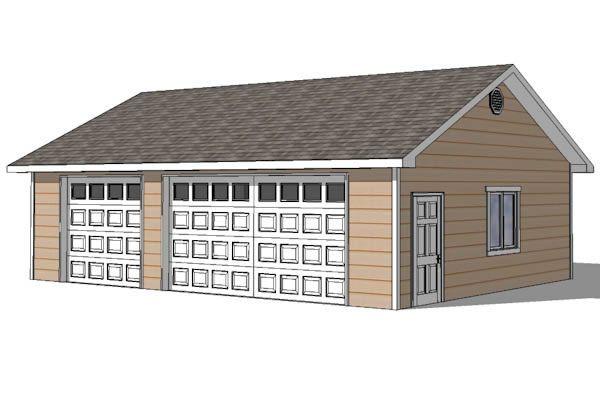 3 Car Garage Plans How To Build A Custom Garage Diy Garage Plans Attached Garage Plans Garage Workshop Plans