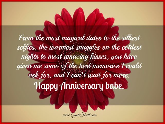Happy anniversary quotes for boyfriend years