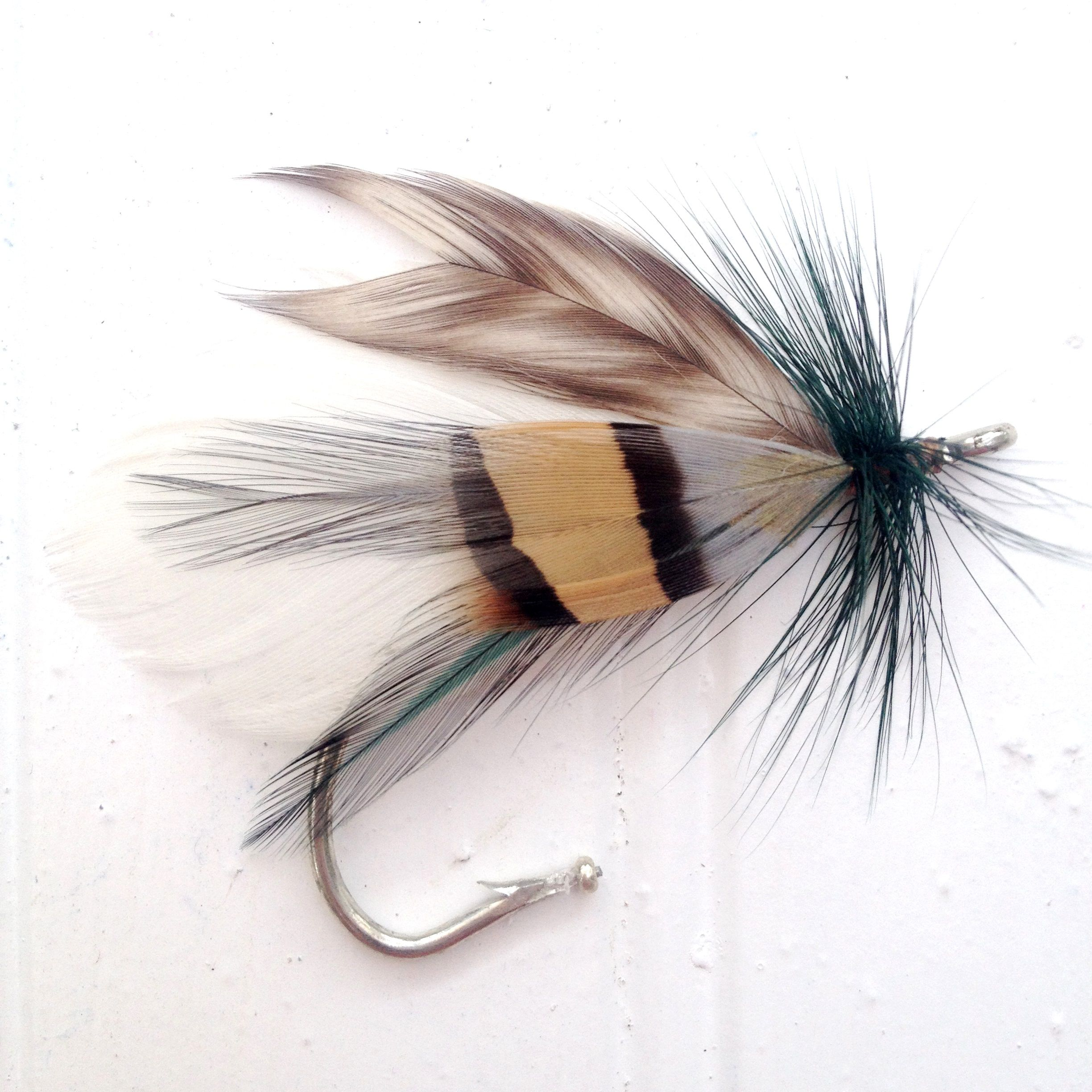 Pine Boutonniere From Bluespruceflyco Fly Fishing Boutonniere Fly Fishing Boutonniere