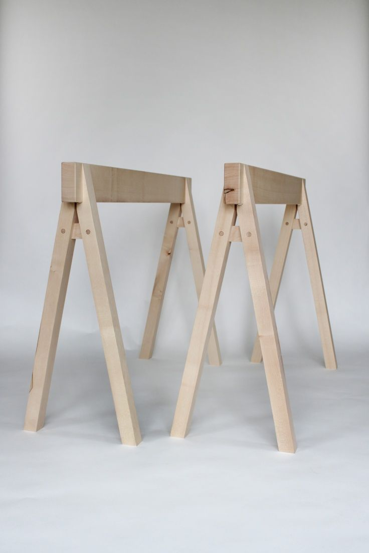 Trestle Legs Diy Recherche Google Table And Chairs