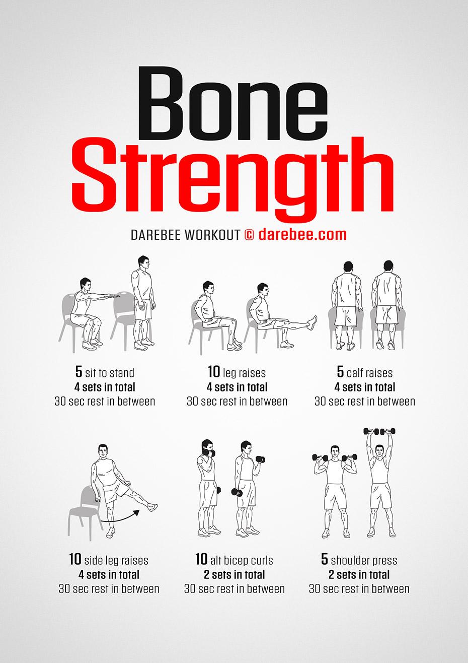 24+ Bone Strength Workout