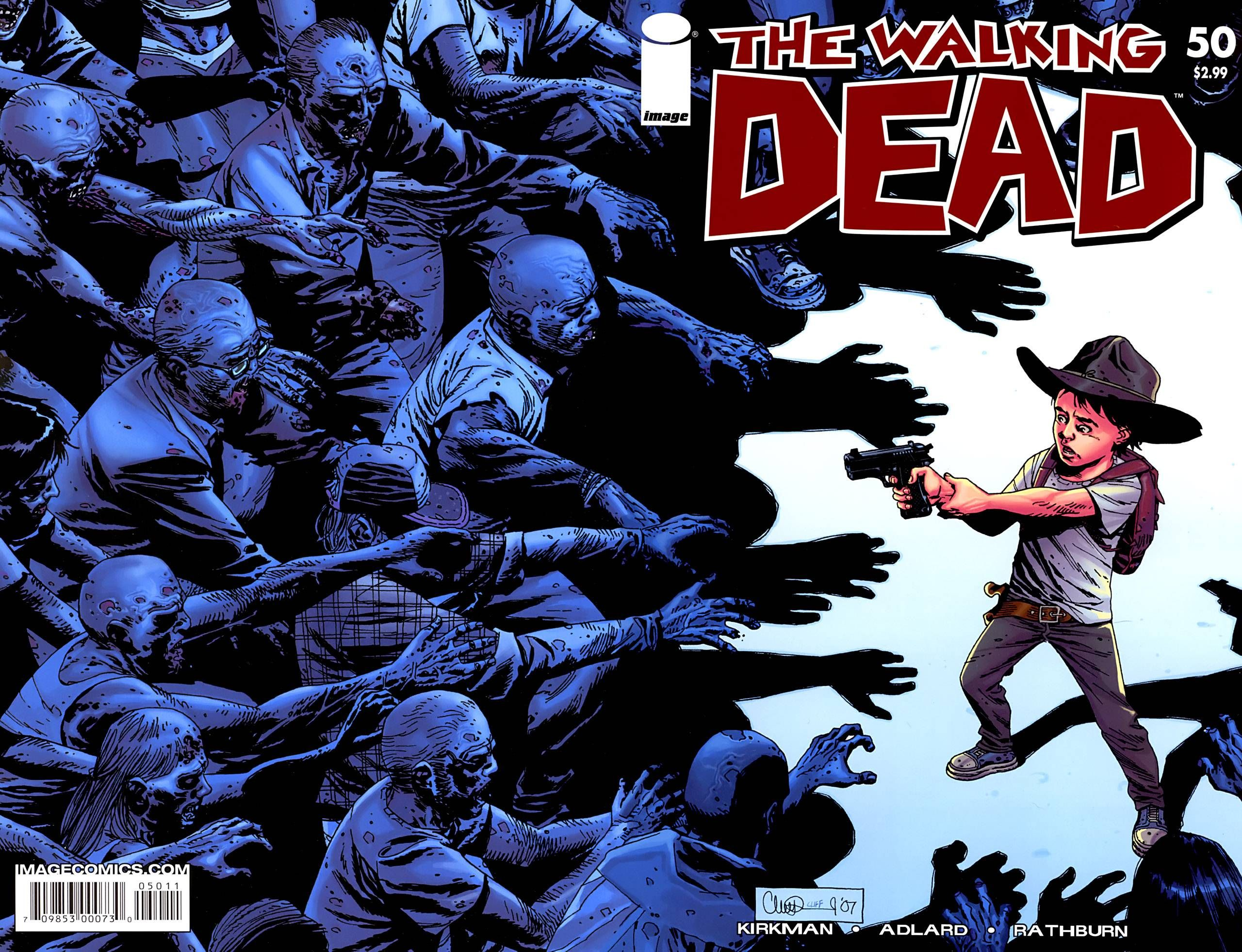 The Walking Dead Season 5 Desktop Wallpaper