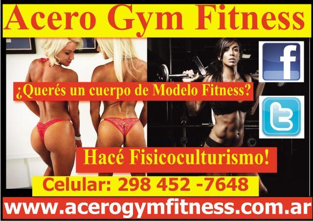 ¿Querés un cuerpo de modelo Fitness? Practicá Fisicoculturismo! - http://acerogymfitness.com.ar/articulos-de-acceso-libre/queres-un-cuerpo-de-modelo-fitness-practica-fisicoculturismo/