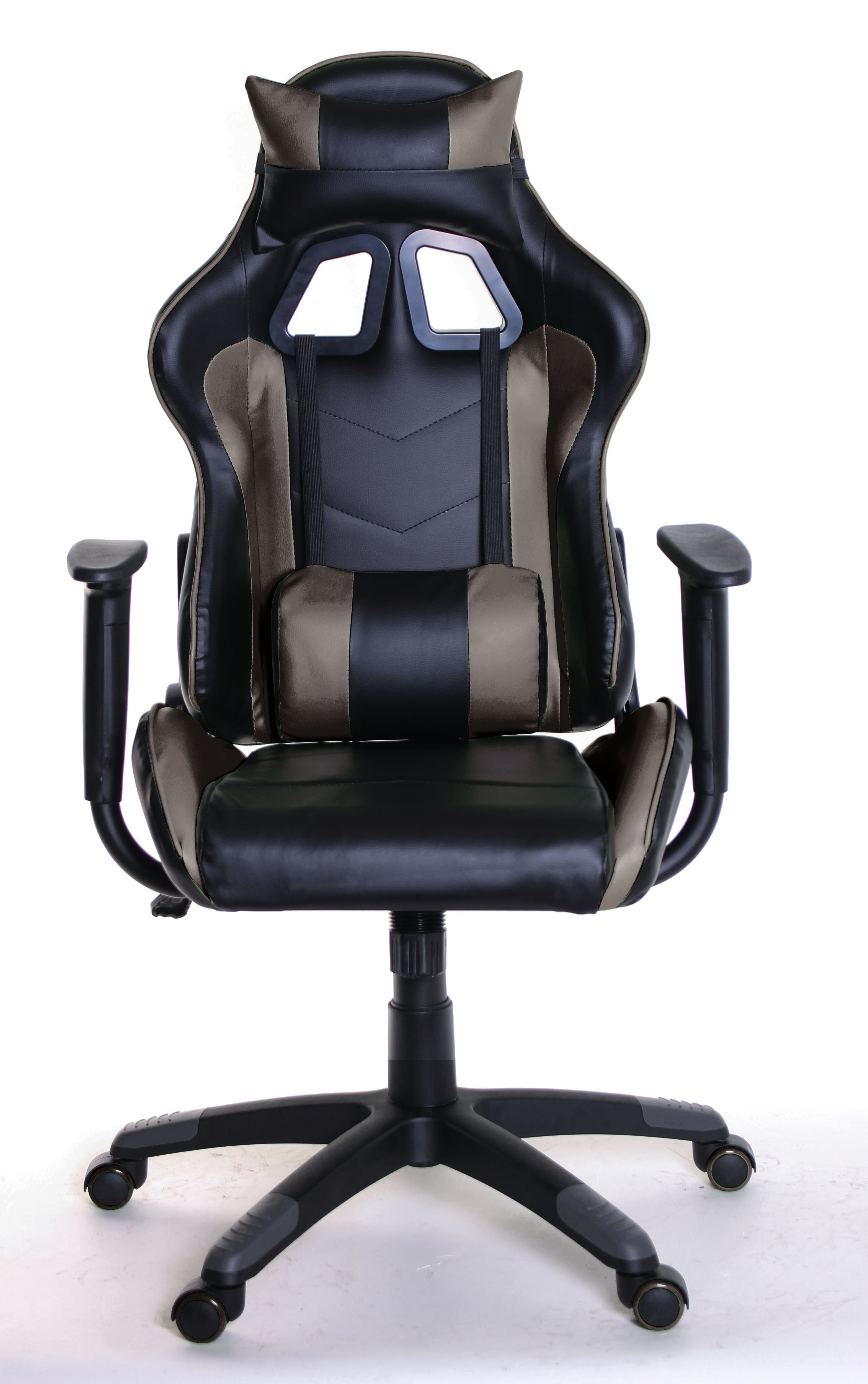 Timeoffice ergonomic gaming chair race car style with pu leather and
