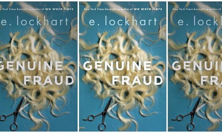 Genuine fraud we were liars genuine fraud bestselling