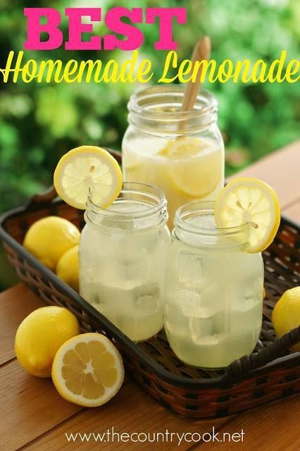 ☆☆FRESH SQUEEZED LEMONADE☆☆ If your in need of some sunshine try this lemonade!! It's go you will even make it in the winter months! There is just nothing like fresh-squeezed lemonade. It&… #freshsqueezedlemonade ☆☆FRESH SQUEEZED LEMONADE☆☆ If your in need of some sunshine try this lemonade!! It's go you will even make it in the winter months! There is just nothing like fresh-squeezed lemonade. It&… #freshsqueezedlemonade