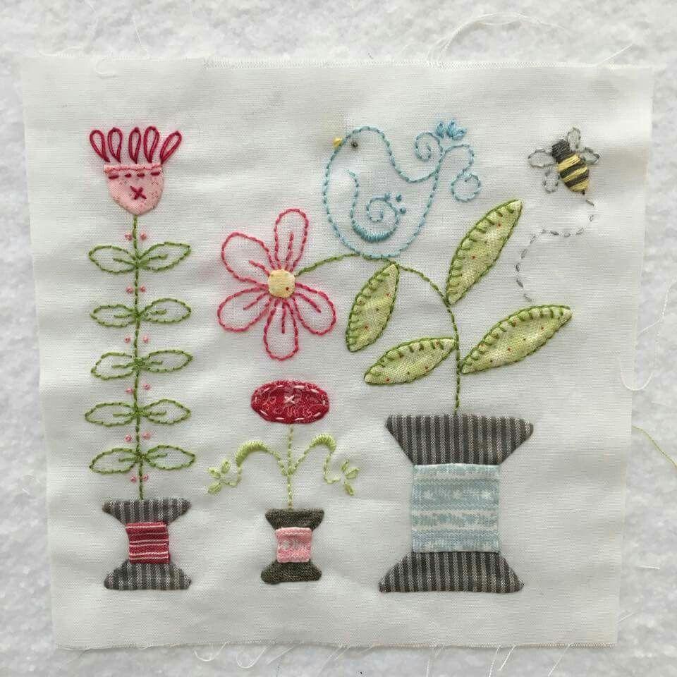 Pin de Sharon Nelson en Splendid Sampler | Pinterest | Bordado ...