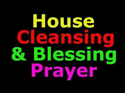 6-Hour SPIRITUAL HOUSE Cleansing & Blessing by Brother