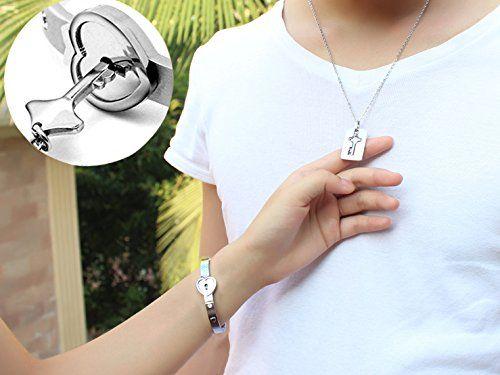 collier et bracelet couple