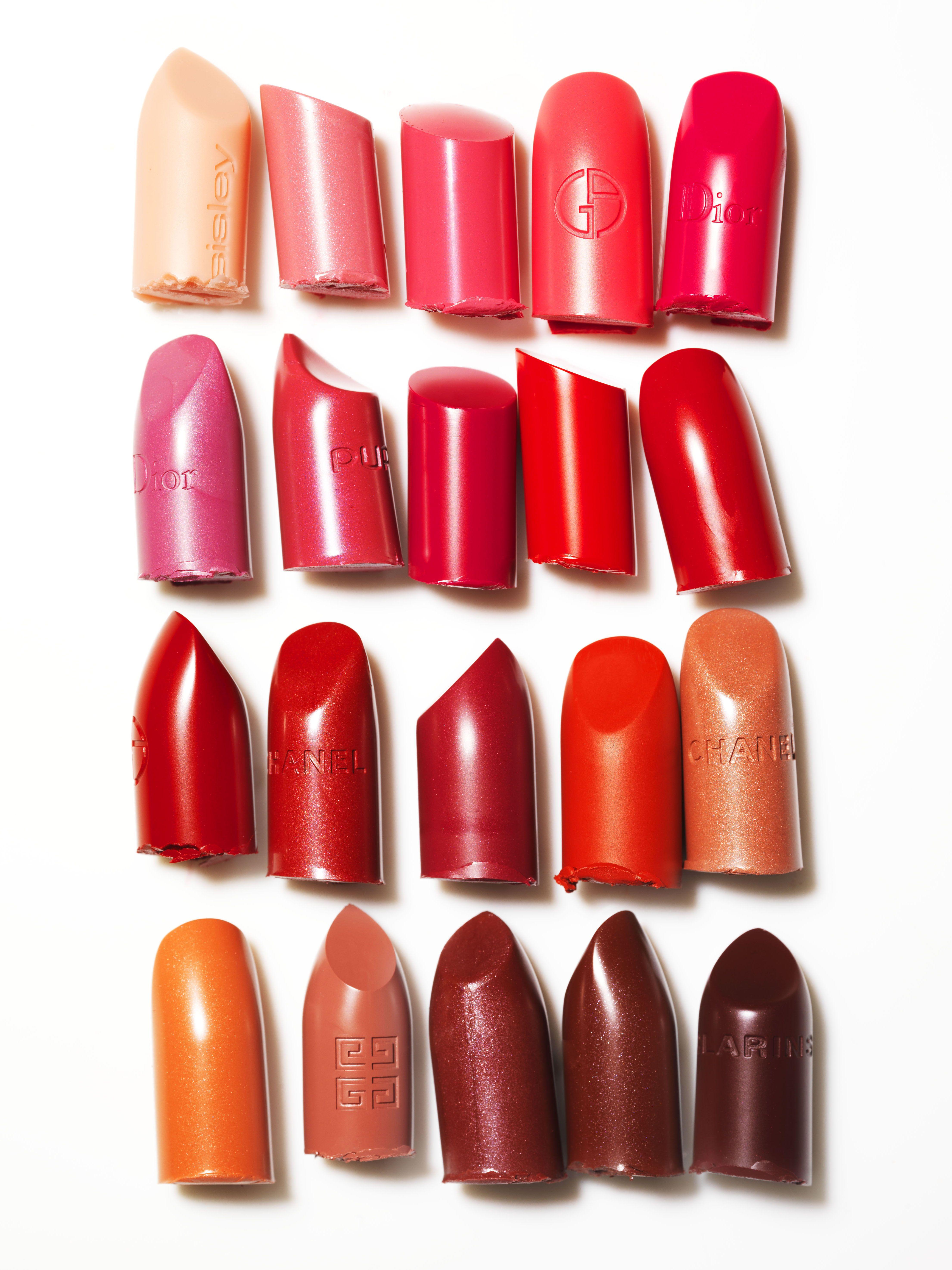 beauty i photography by frank brandwijk i lipstick colors