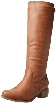 f01e1e0769464 Rampage Women's Sarabeth Riding Boot on shopstyle.com | This and ...