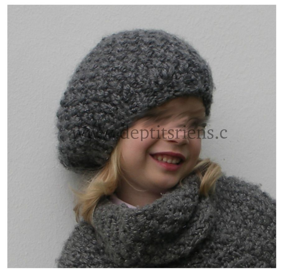 Photo tricot modele tricot gratuit bonnet femme 9 tricot - Comment tricoter un bonnet pour bebe ...