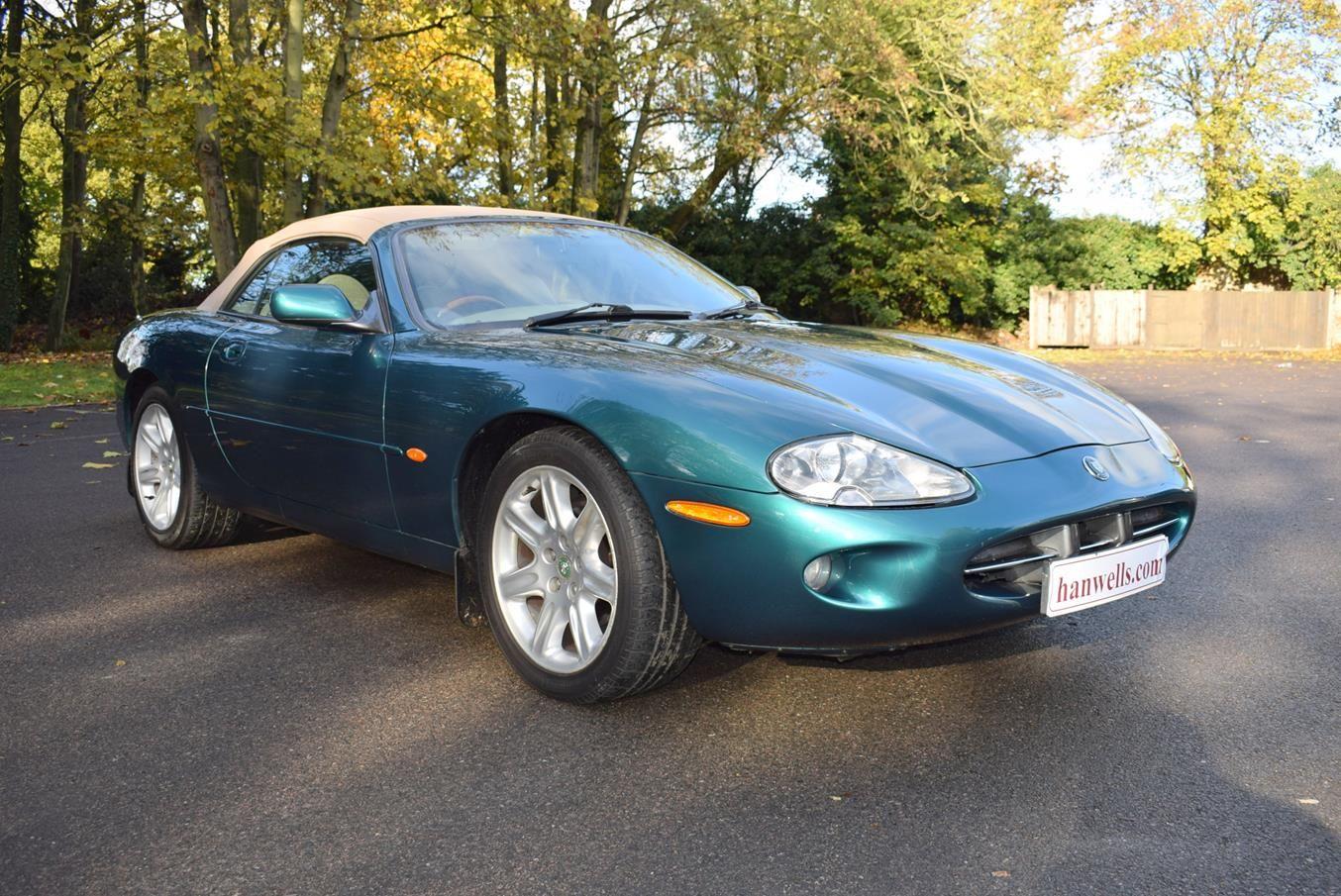 Pin by kukundra on jaguar | Jaguar xk8 convertible, Jaguar
